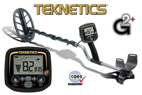 Teknetics G2 Metalldetektor