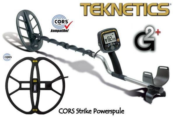 Tiefenortungspaket G2plus mit CORS Strike