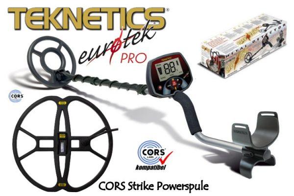 Eurotek PRO mit CORS Strike Spule